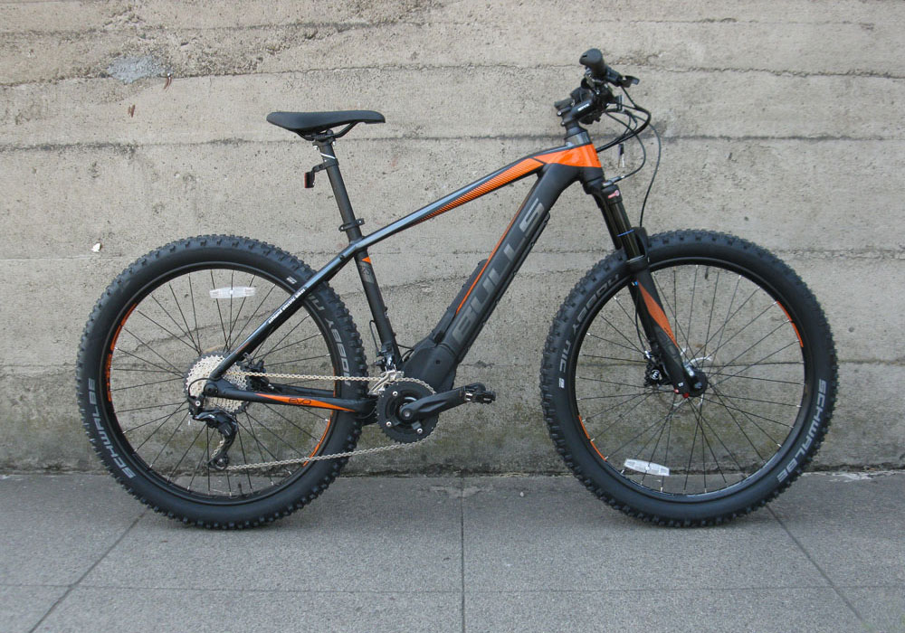 BULLS E-STREAM EVO 3 27.5 Plus electric bike