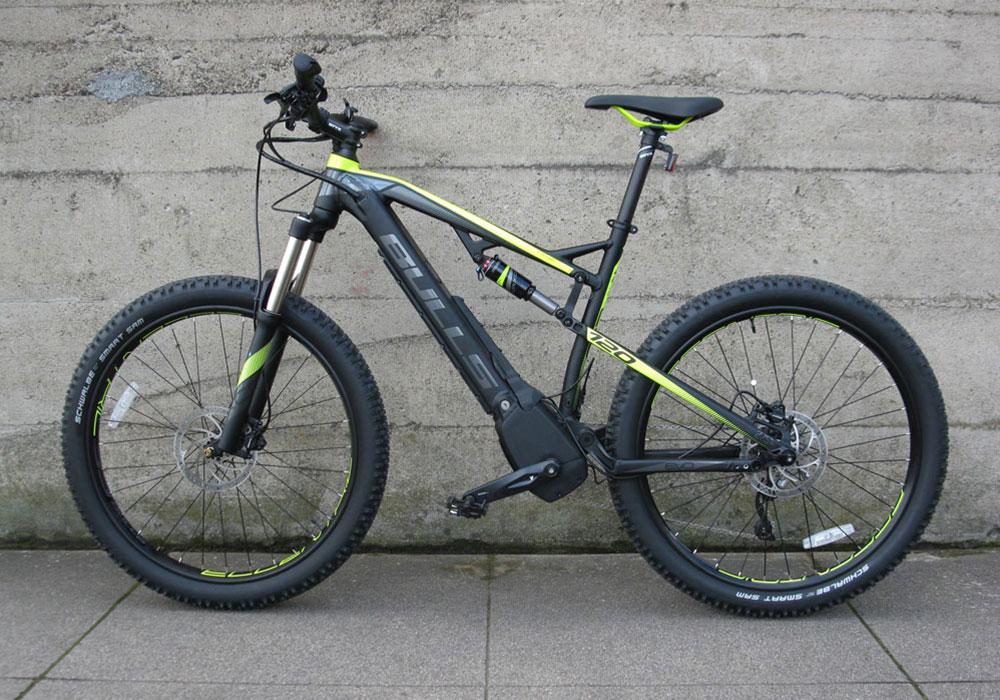 334d22ac2a7 Ashland Electric Bikes BULLS E-Stream EVO FS2 27.5 Plus - Ashland ...