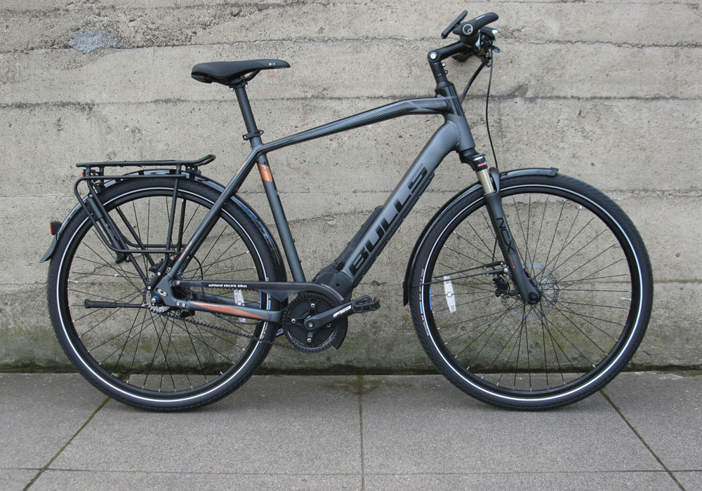 BULLS Lacuba Evo E8 electric bike