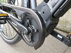 BULLS Lacuba Evo E8 electric bike motor