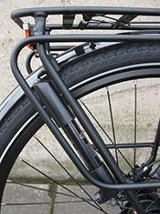 BULLS Lacuba Evo E8 electric bike rear rack