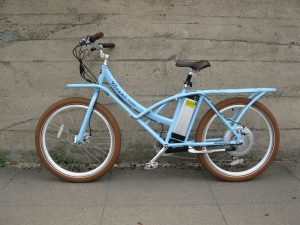 Biriuni electric bike blue 1