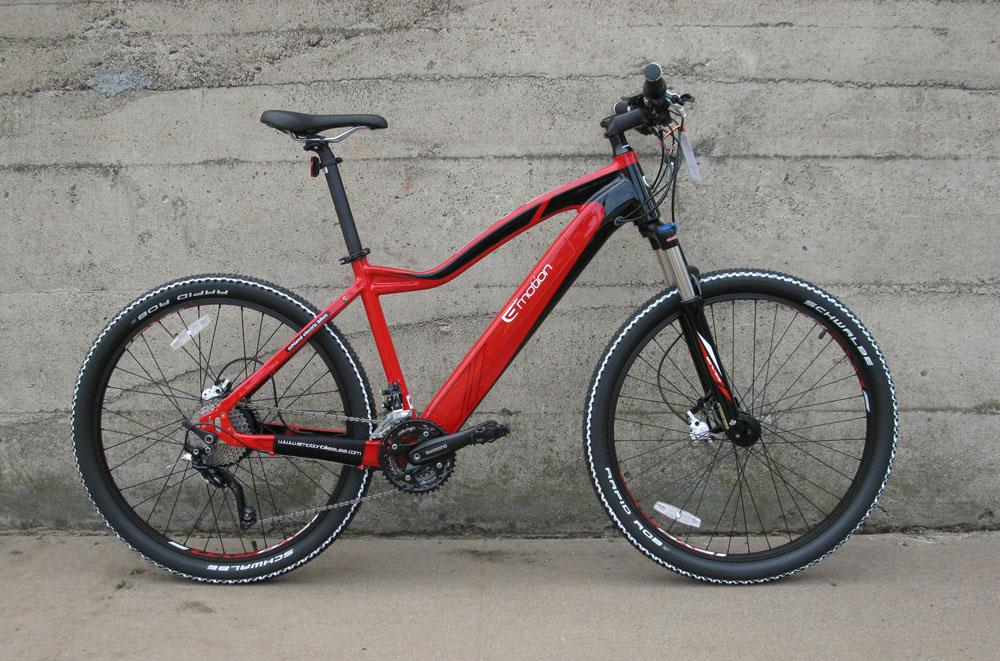 Easy Motion 27.5 electric bike 1