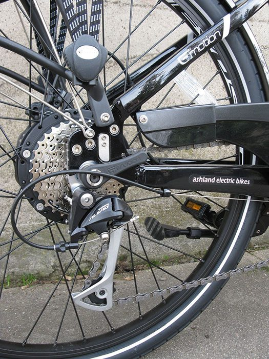 Easy Motion 48V Evo Street electric bike