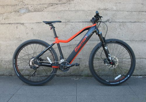 Easy Motion EVO 27.5-Pro electric bike