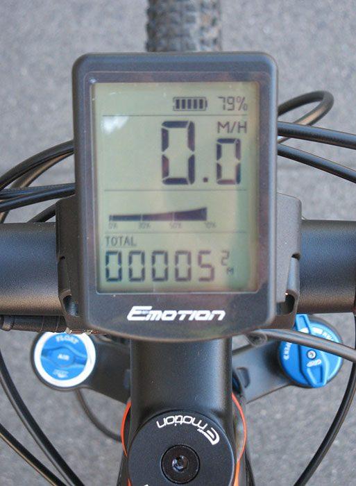 Easy Motion EVO 27.5-Pro electric bike