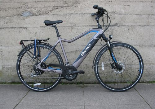 Easy Motion Evo City+ electric bike
