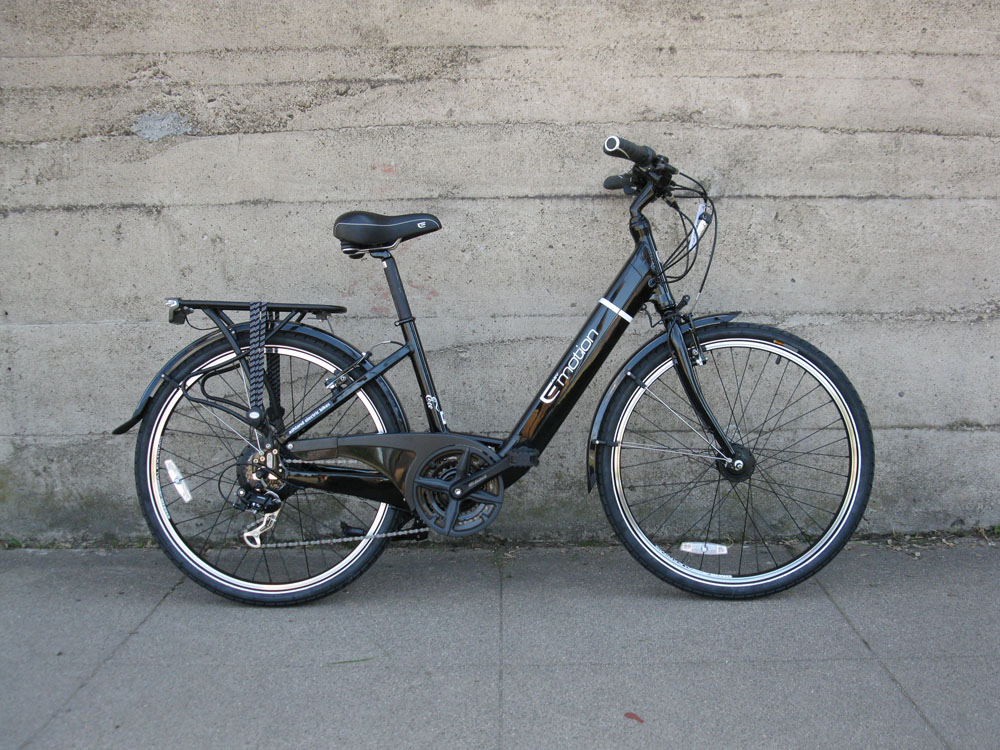 Easy Motion Evo Eco Lite electric bike 2