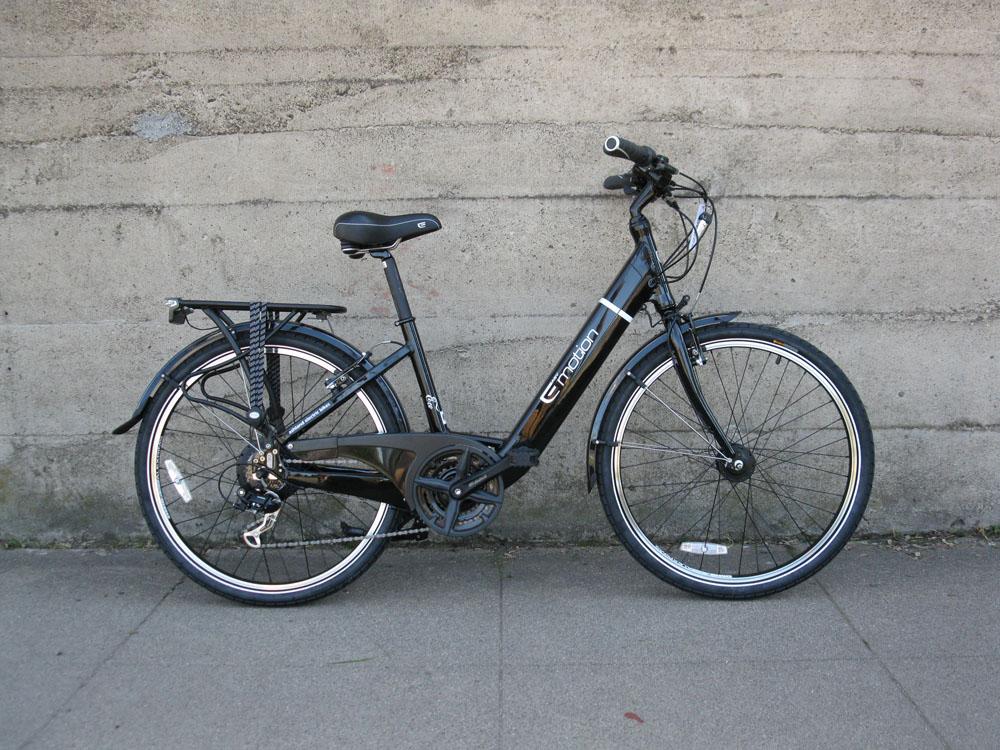 Easy Motion Evo Eco Lite electric bike 2