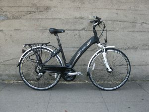 Easy Motion Neo City electric bike 2