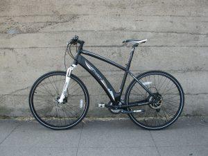 Easy Motion Neo Cross electric bike 1