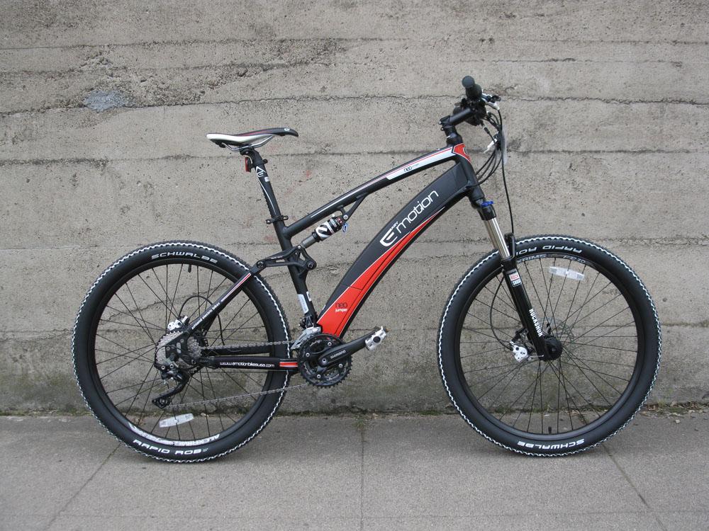Easy Motion Neo Jumper 650B electric bike 1