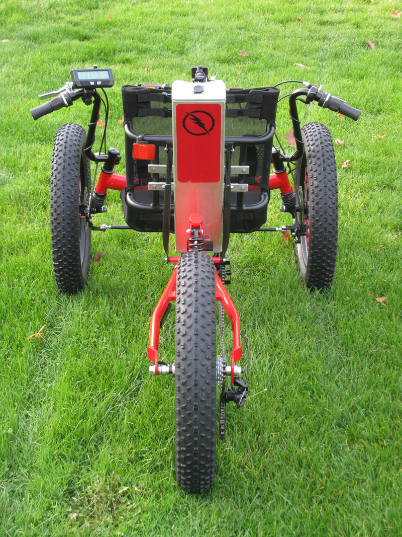 Fat Tad Electric Trike 3