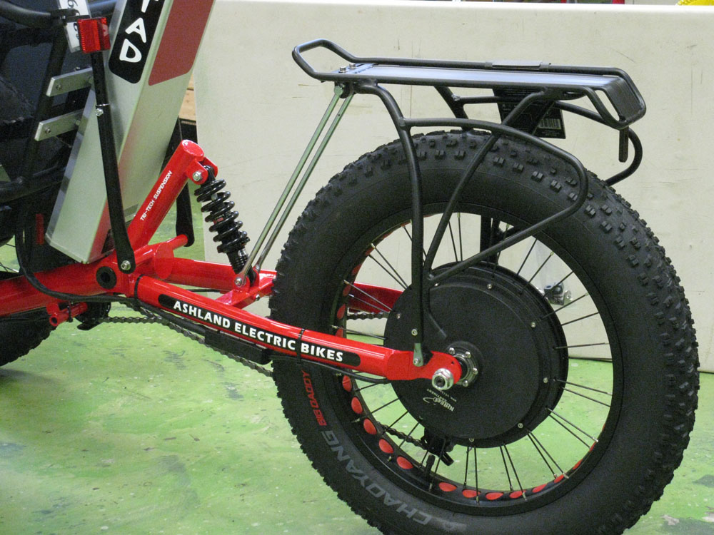 Fat Tad Electric Trike 4