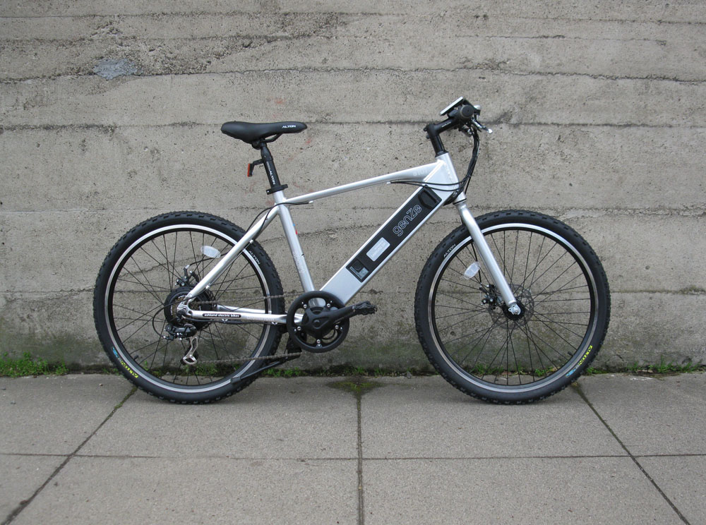 GenXe e101 Sport electric bike 1