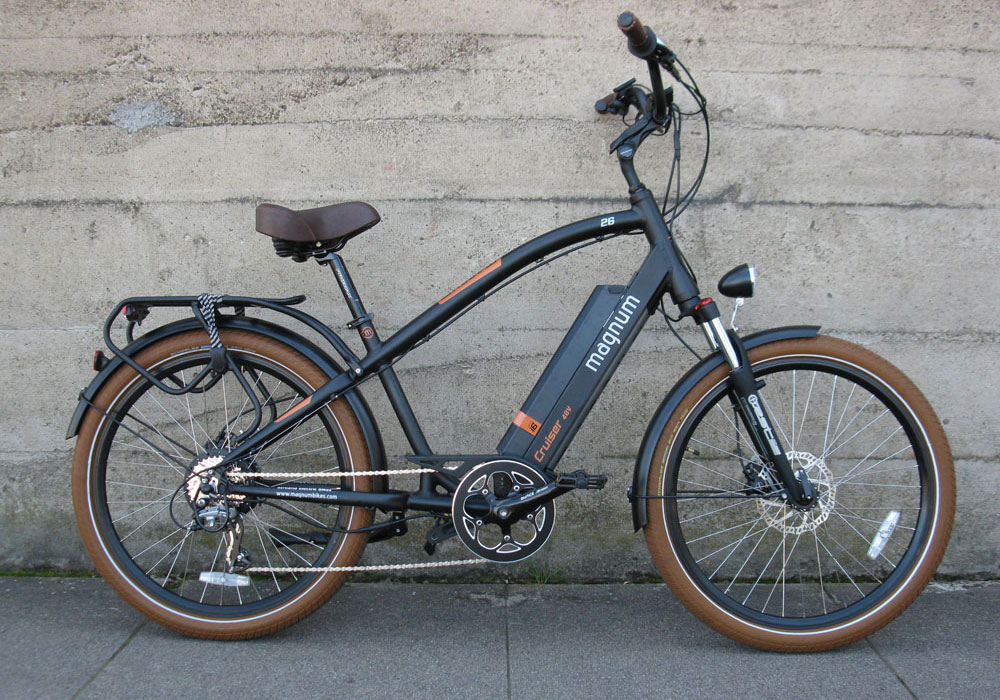 3a80e6eaa62 Ashland Electric Bikes Magnum Cruiser Electric Bike - Ashland ...