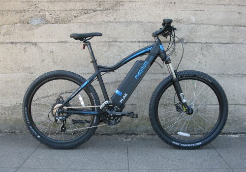 Magnum Peak electric bike
