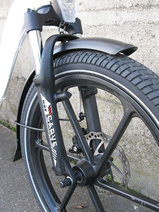 Magnum Premium Folding Electric Bike