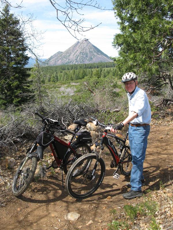 Mt Shasta Gateway Trail ride 4