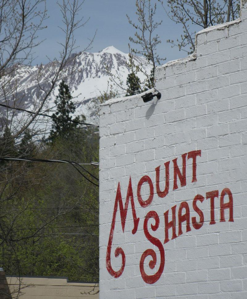 Mt Shasta Gateway Trail ride 6