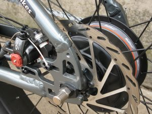 Origin8 Crawler with Bafang Mid Drive system-NuVinci rear hub