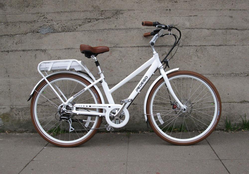 Pedego City Commuter step through electric bike