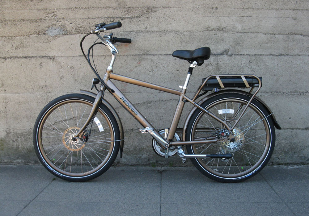 Pedego City Commuter - traditional