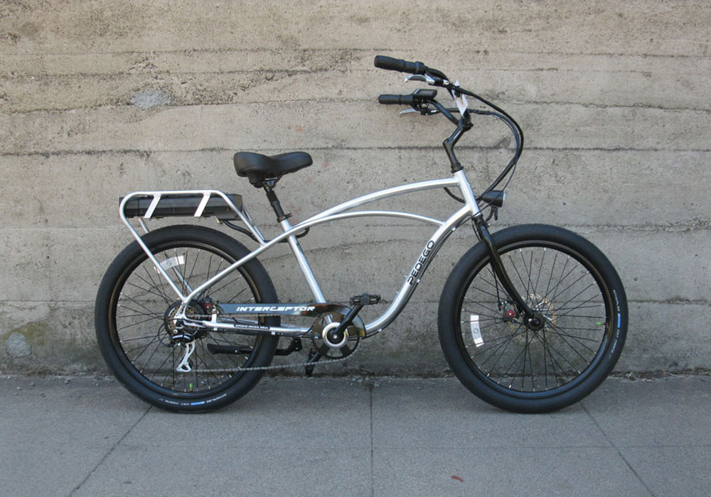 Pedego Interceptor Classic electric bike