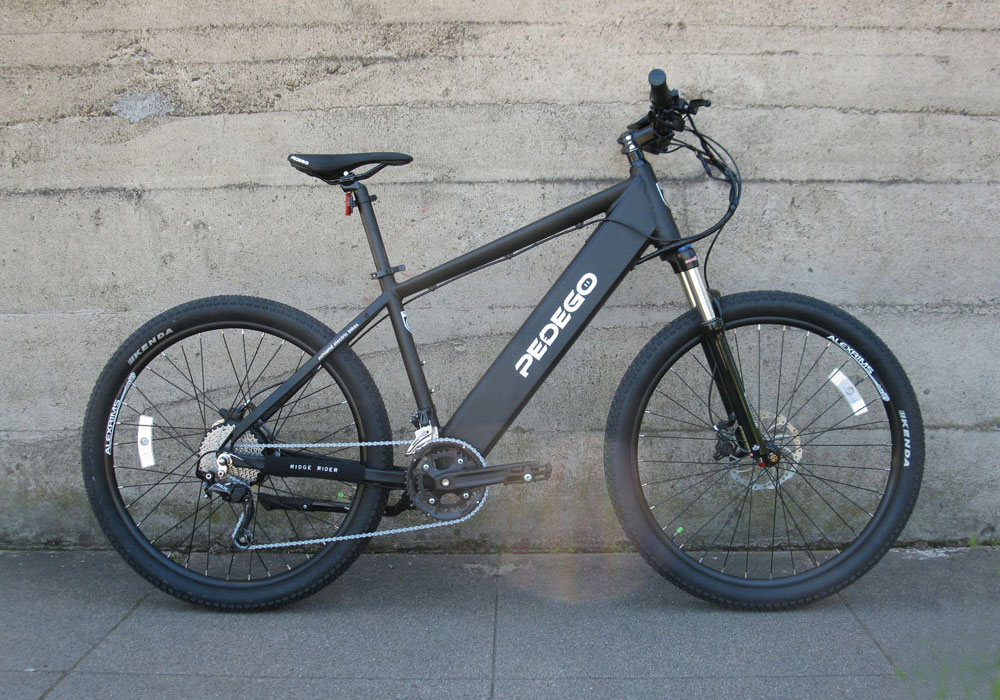 Pedego Ridge Rider electric bike