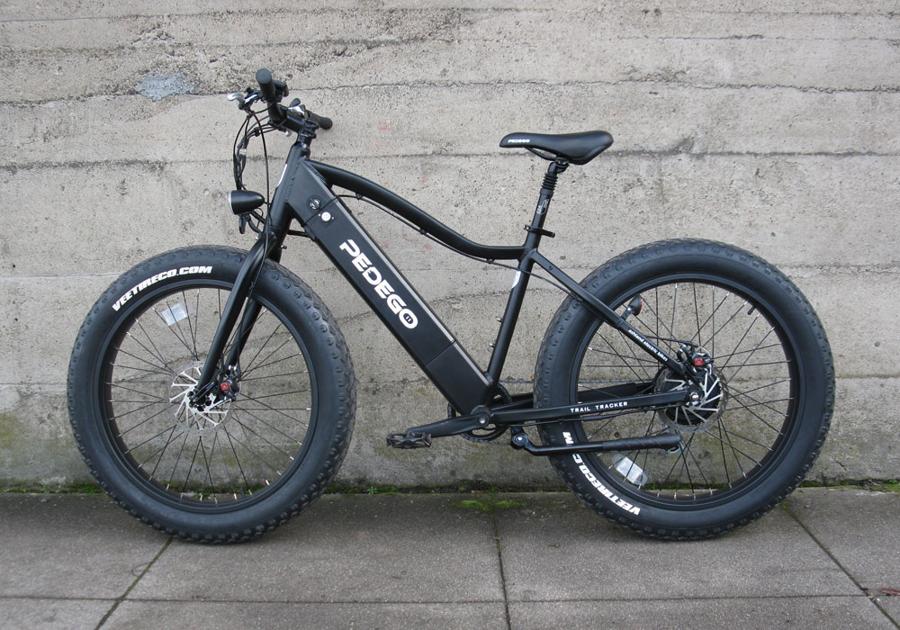 Pedego Trail Tracker electric bike