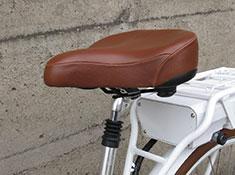 Pedego electric bike suspension seat post