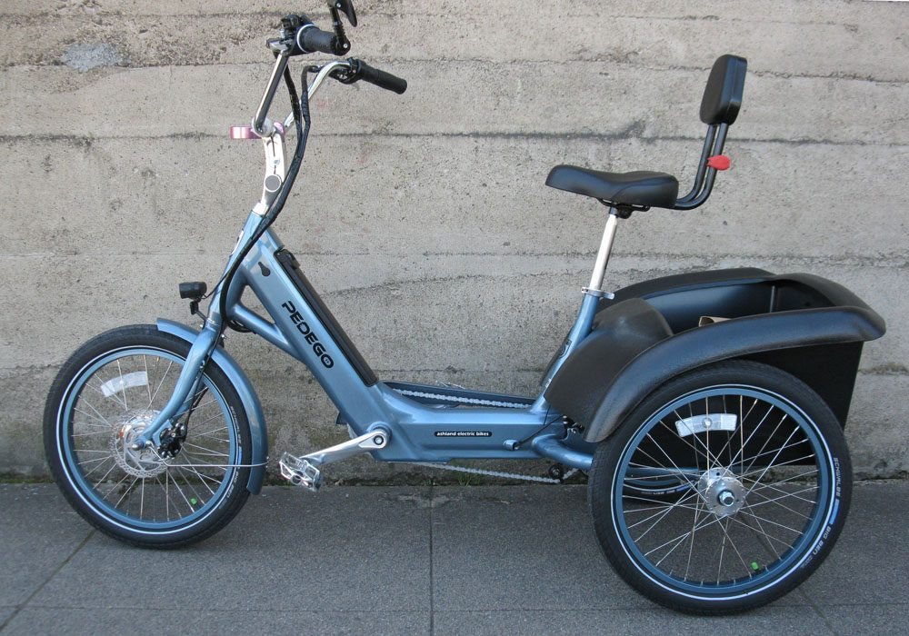 Pedego electric trike