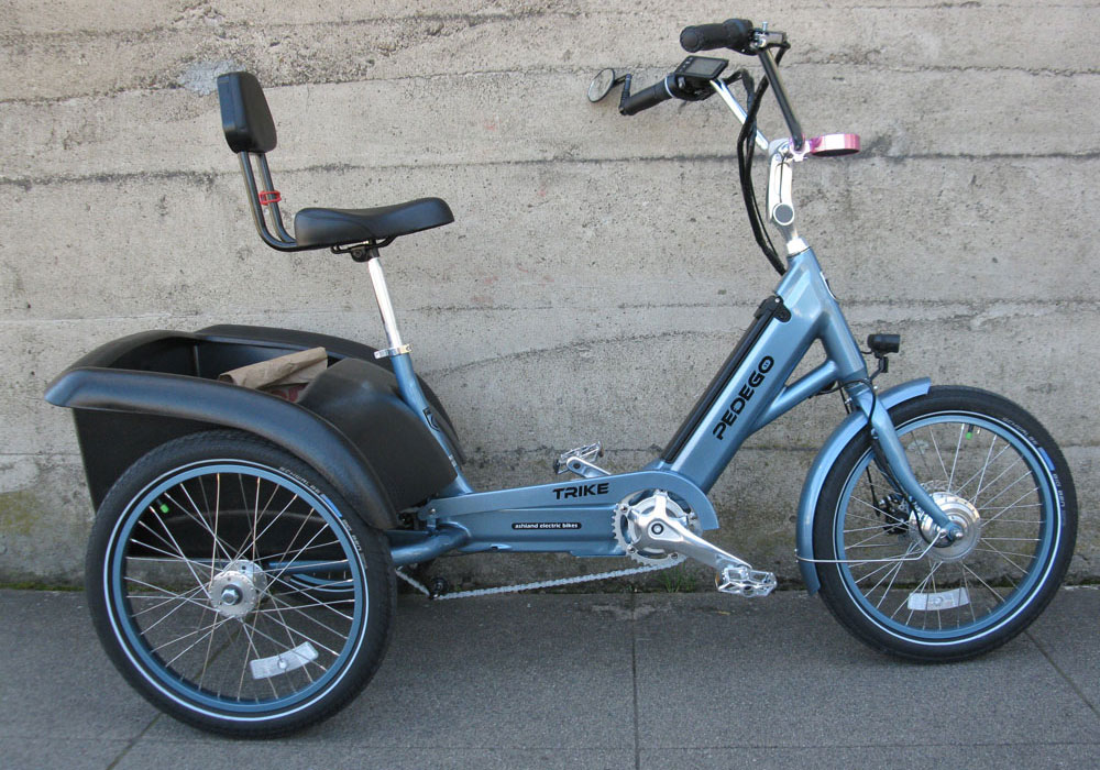 Pedego Adult Electric Trike