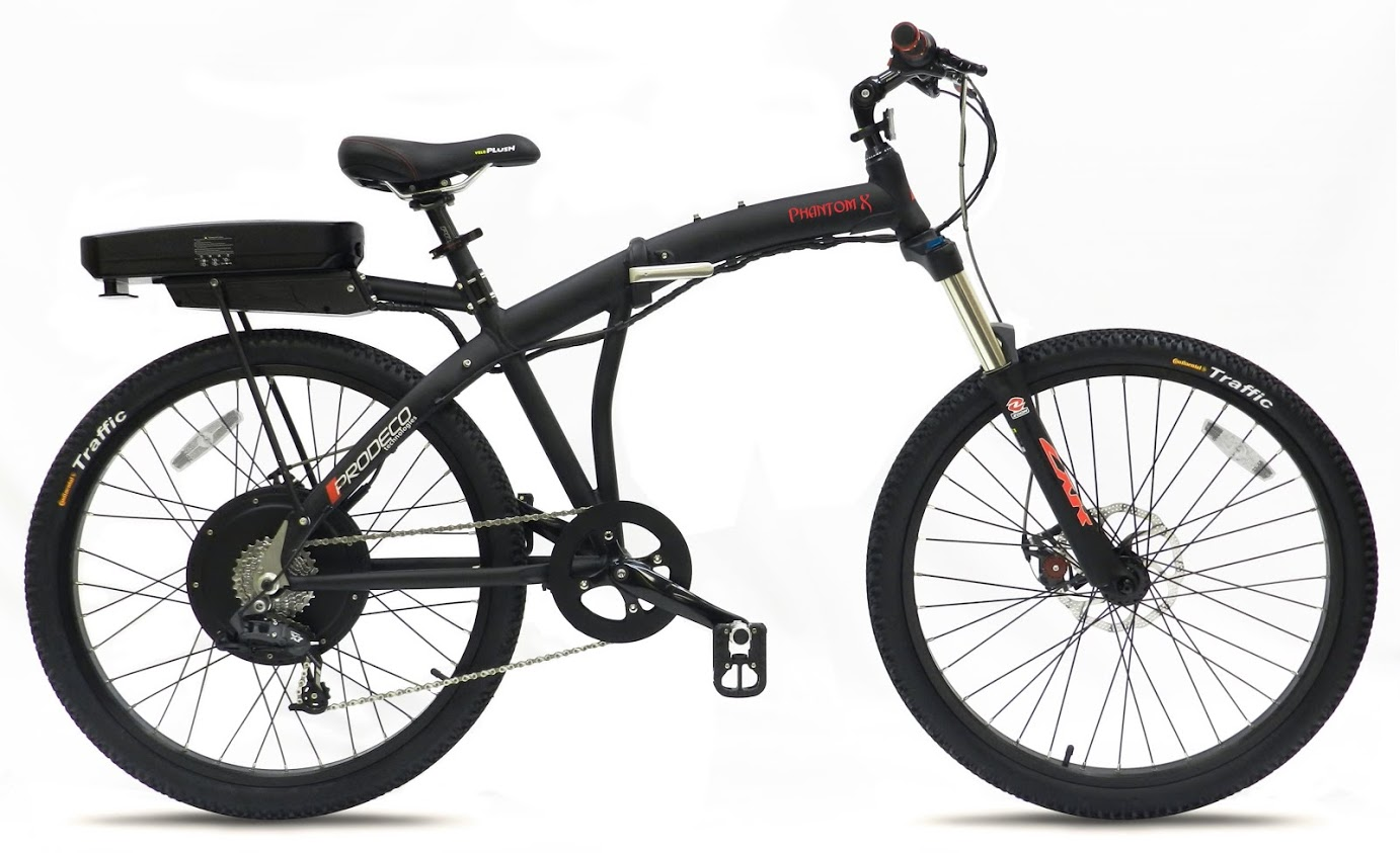 E Bikes Made In Usa Phantom X electric bike