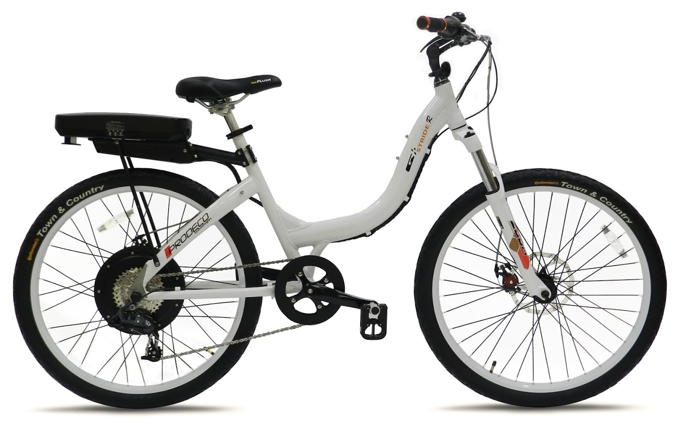 E Bikes Made In Usa Prodeco Stride electric bike