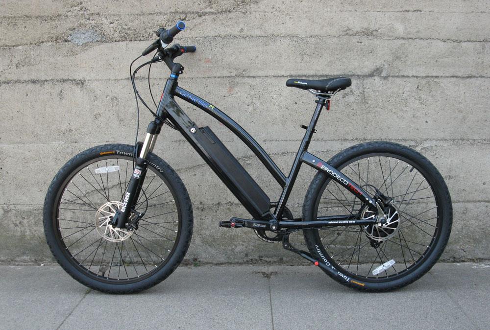 Prodecotech Genesis R electric bike 2