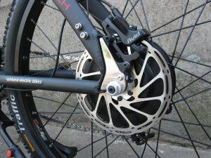 Prodecotech Phantom XR electric bike 4