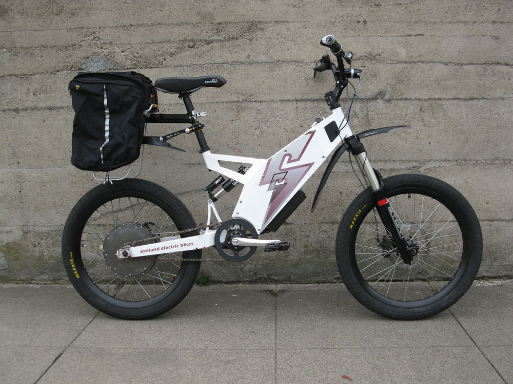Ashland Electric Bikes Used Stealth Fighter For Sale