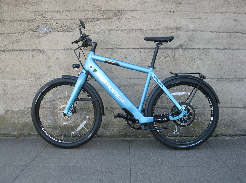 Stromer ST1 LTD. electric bike 1