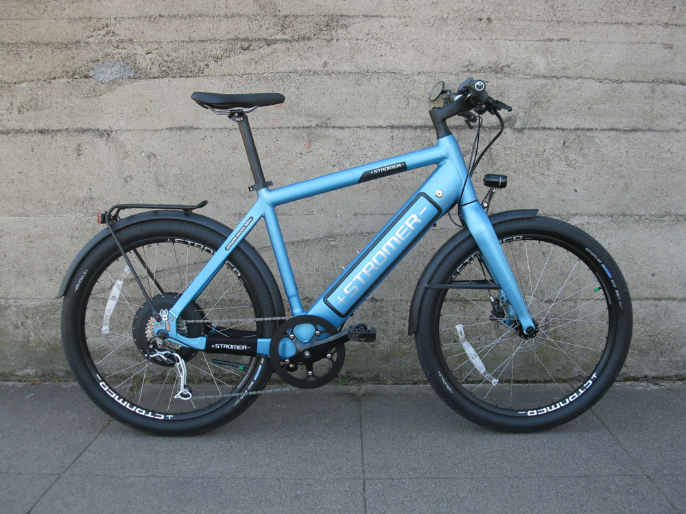Stromer ST1 LTD. electric bike 2