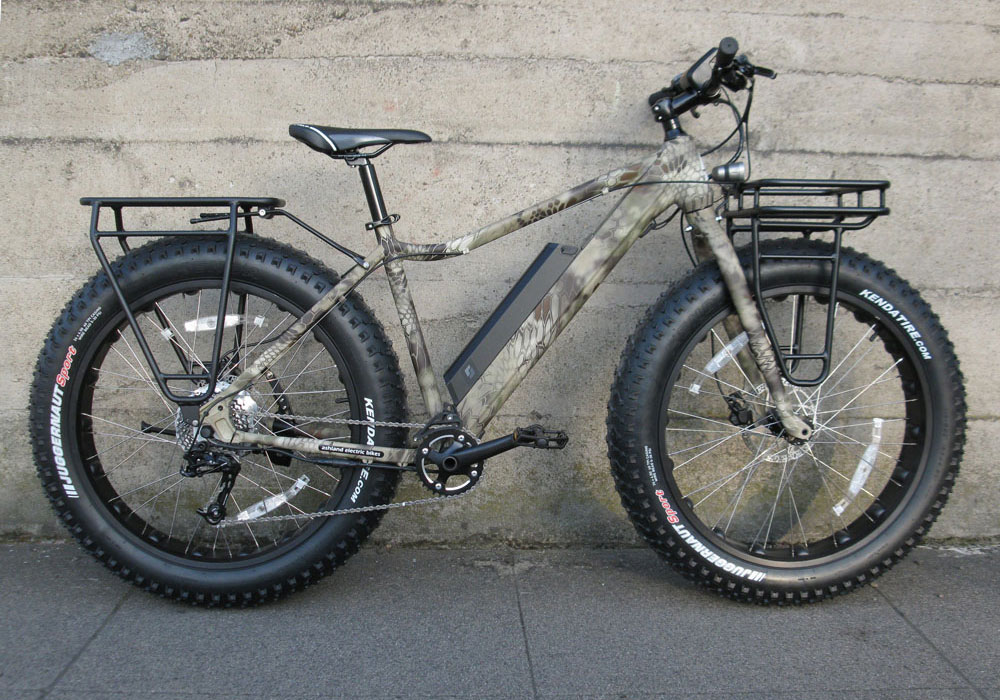 Surface 604 Boar Electric Fat Bike