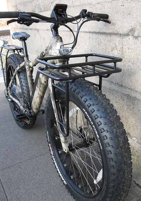 Surface 604 Boar Camo Fat Electric Bike