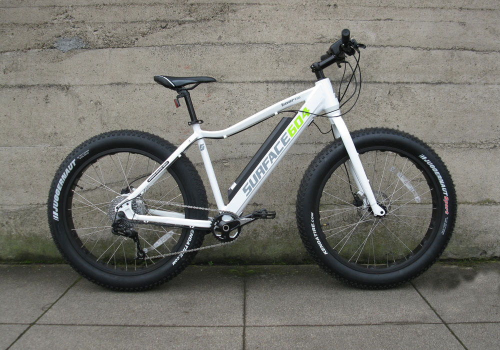 Surface 604 Boar Fat Tire electric bike