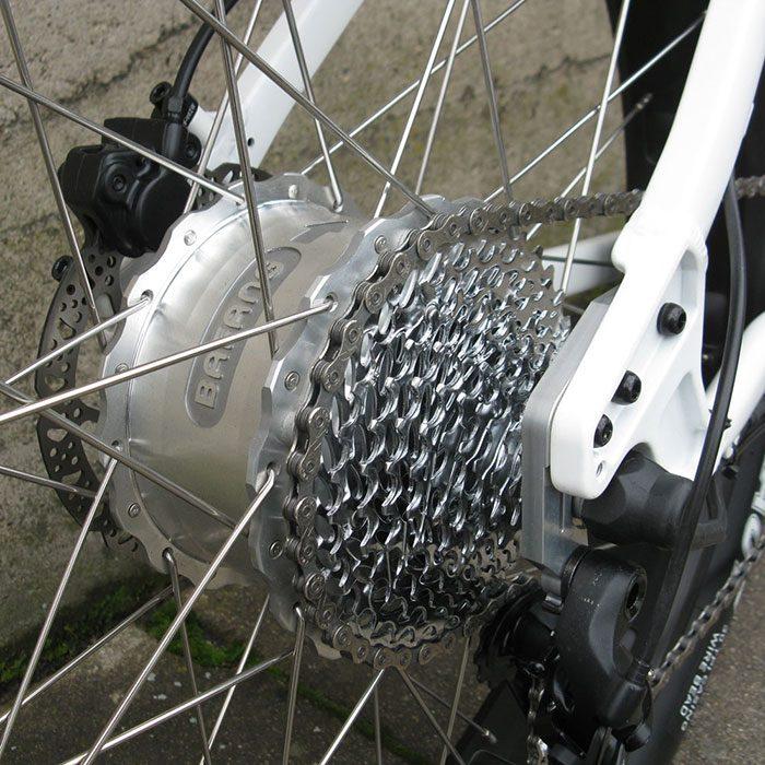 Surface 604 Boar Fat Tire electric bike