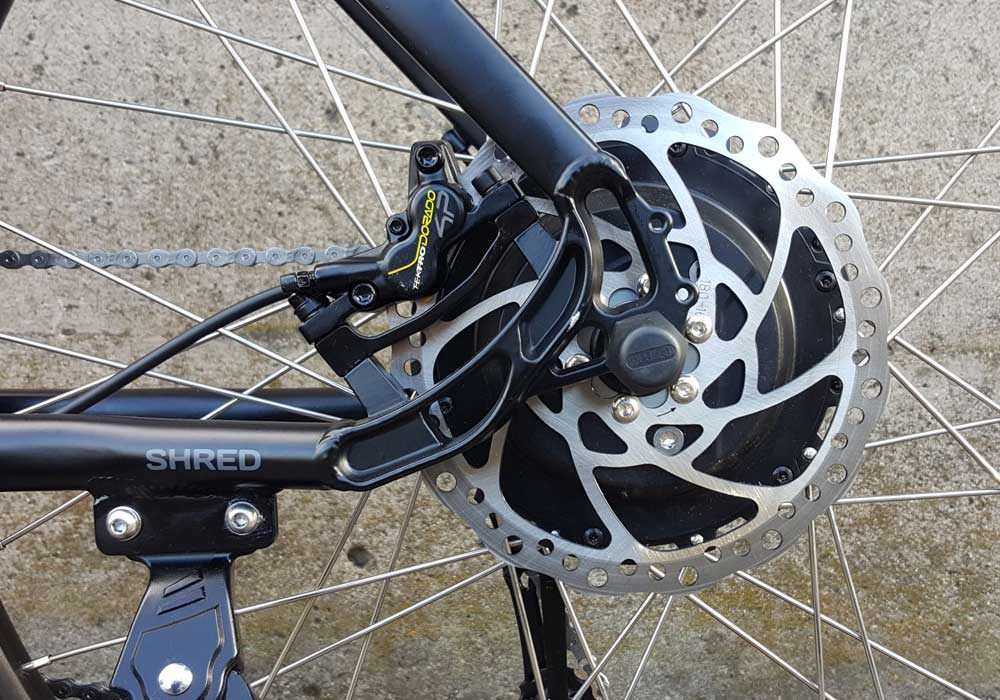 Surface 604 Shred electric bike