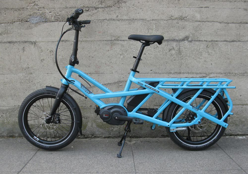 Tern GSD S 10 Electric Cargo Bike