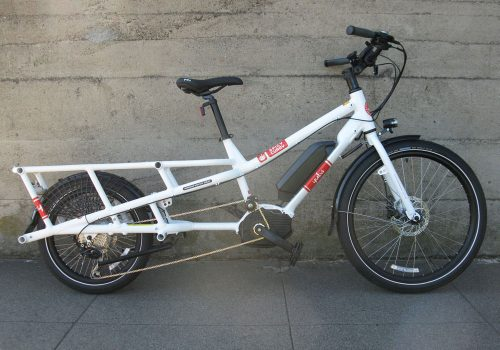 Yuba Spicy Curry Bosch electric bike