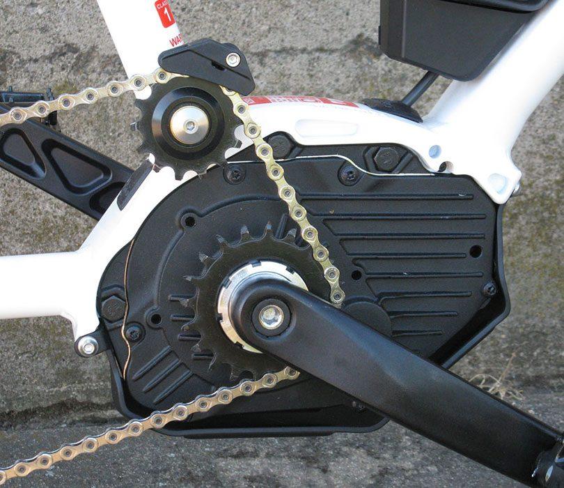 Yuba Spicy Curry Bosch electric bike