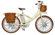 Biruni Cargo Electric Bike