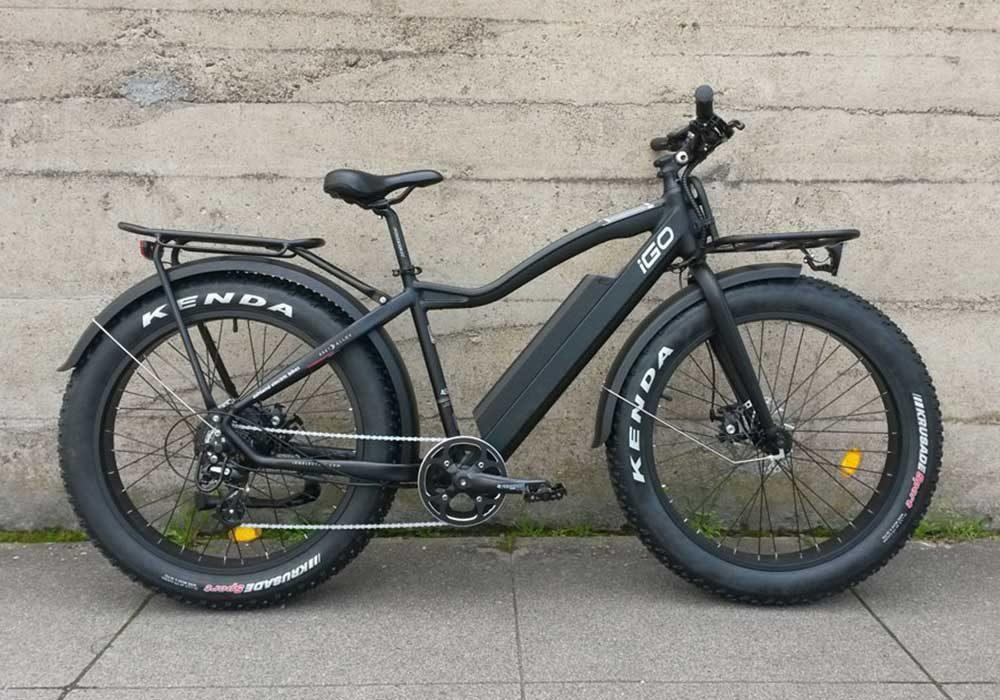 iGO eXtreme Fat electric bike